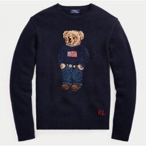 Polo Ralph Lauren Teddy Bear Sweater